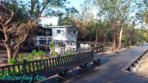 Gilly Primavera coffee shop at Aimen beach