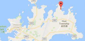 Baikeng Spot Map - Click for coordinates