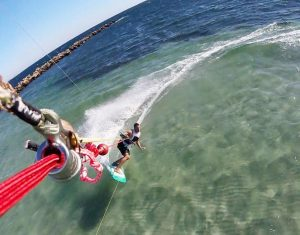Woodman Point Kiteboarding