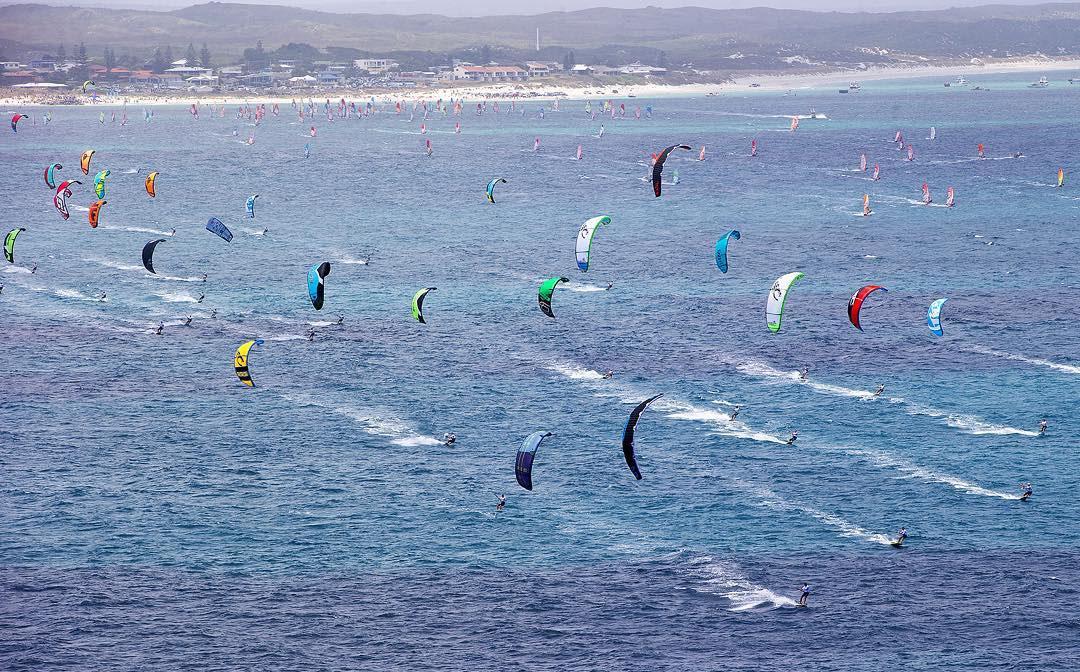 Perth Wind Season